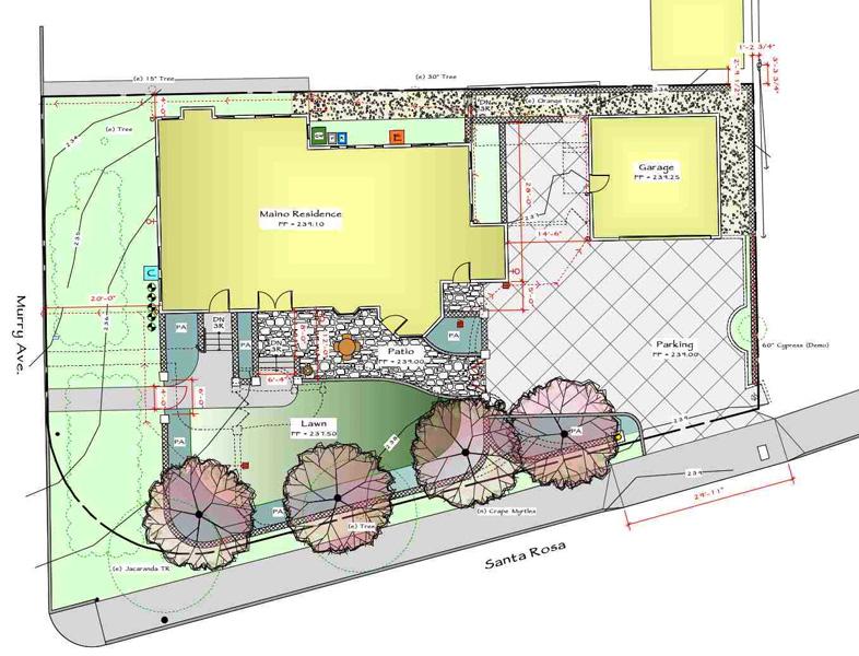 Maino Concept Plan