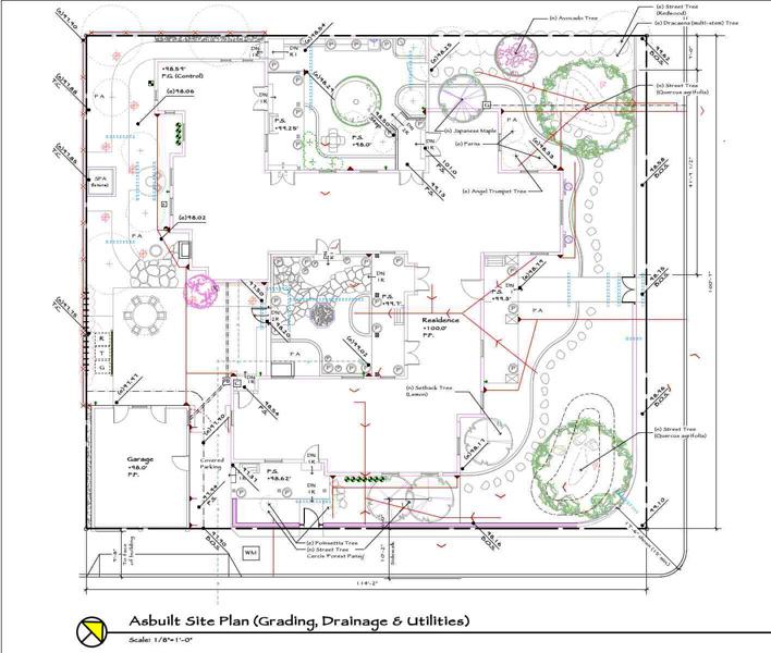 duenow-asbuilt-grading-drainage-utlities